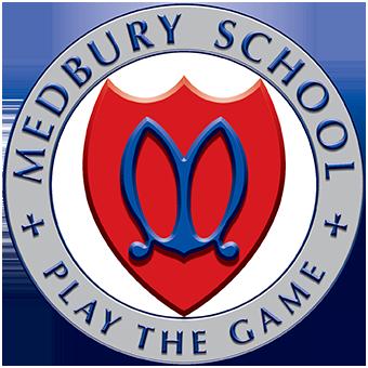 Medbury School Logo